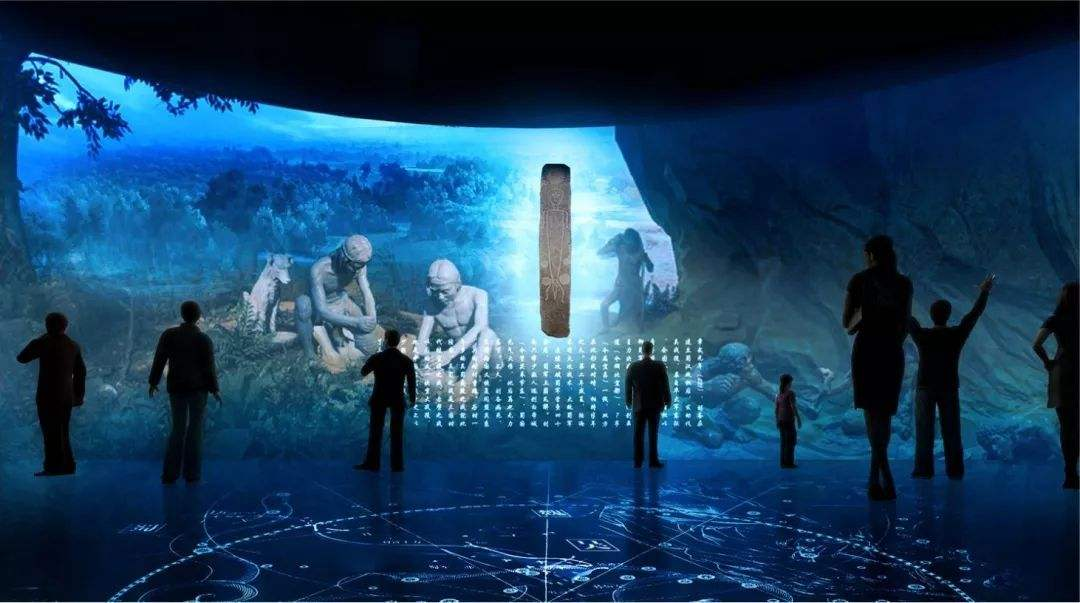 VR AR MR数字文旅博物馆 线下数字博物馆 展览馆多媒体互动开发