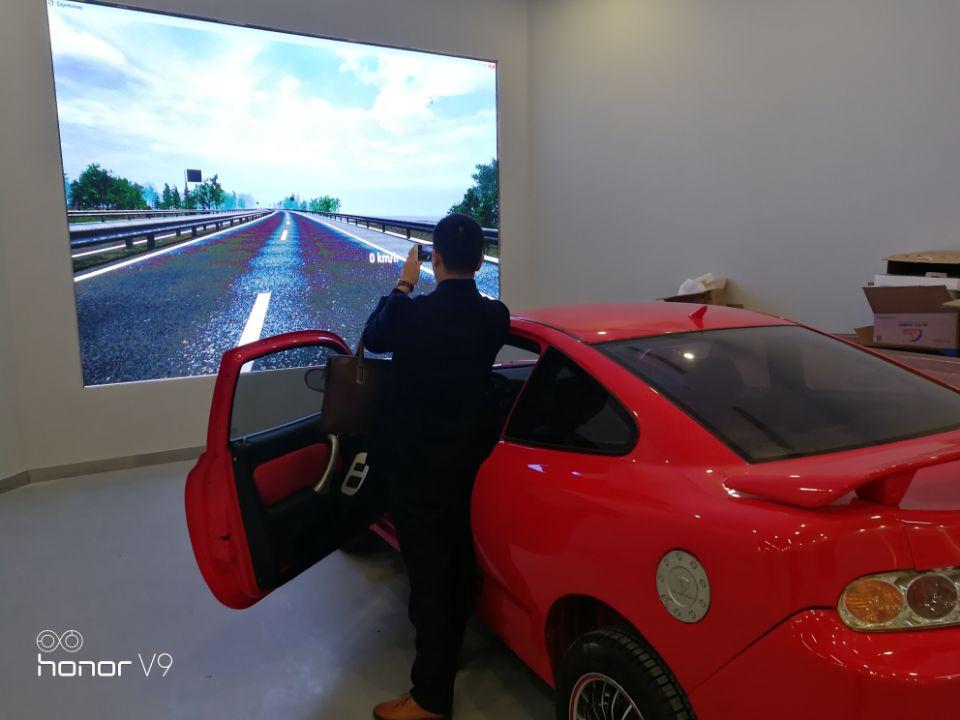 重庆高速集团展厅 G65高速VR虚拟驾驶仿真系统