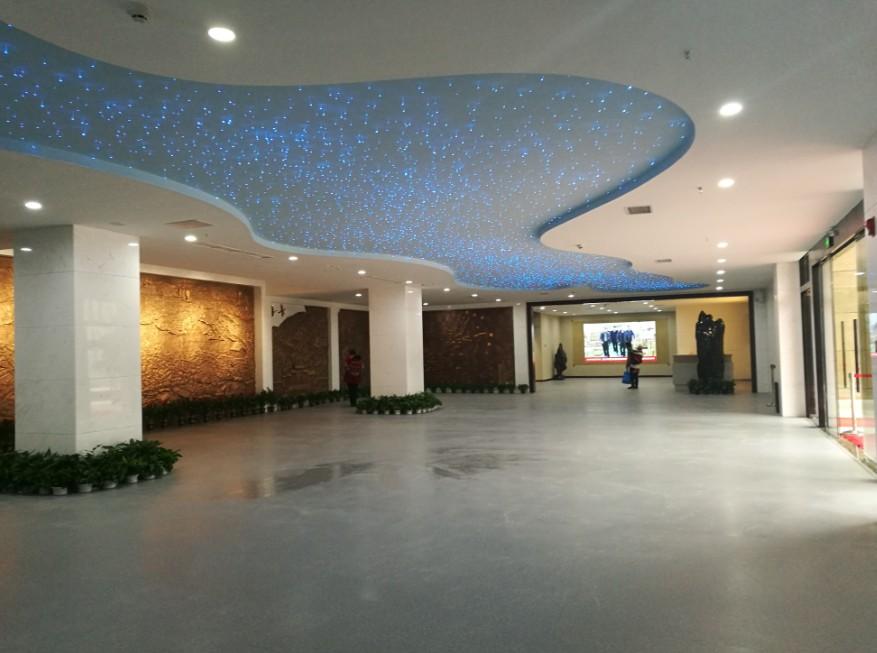 梁平规划展览馆多媒体互动系统设计