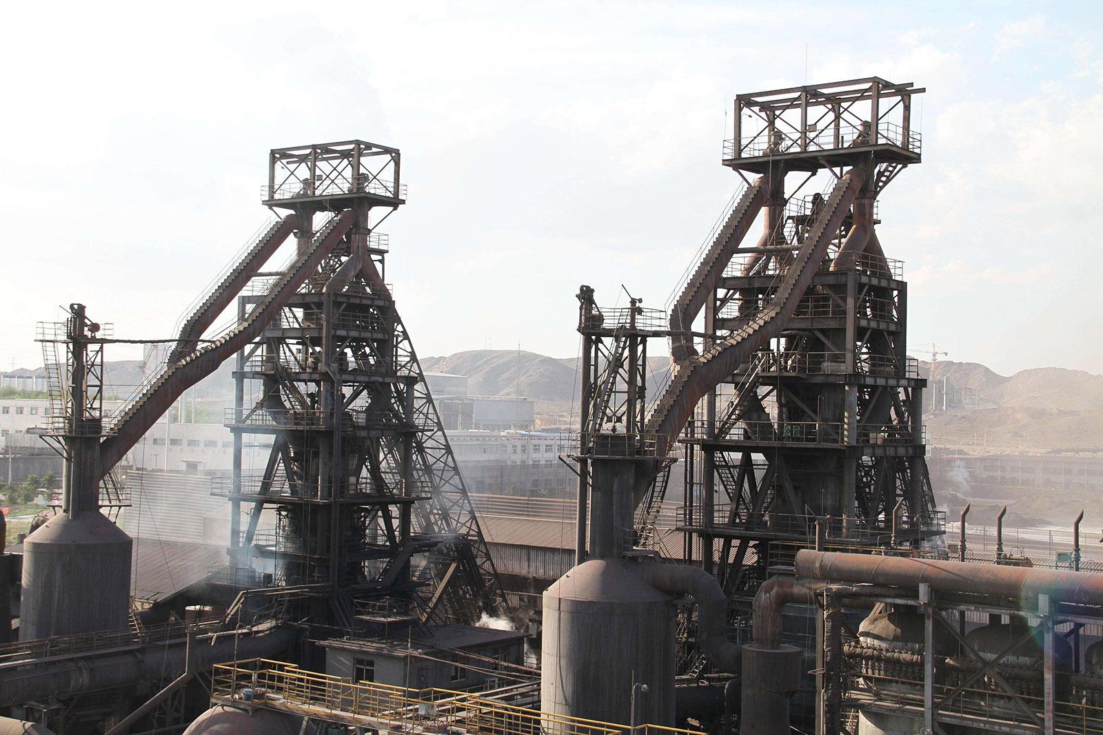 重庆某大学钢铁三维展示培训系统