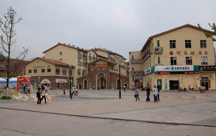 美丽熙街商业街网络三维VR展示管理系统